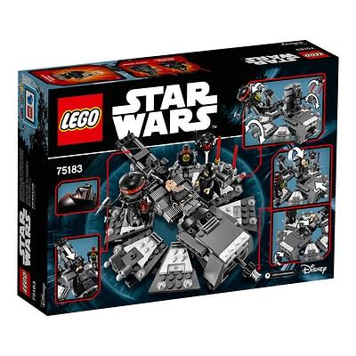 LEGO Star Wars La trasformazione di Darth Vader 75183