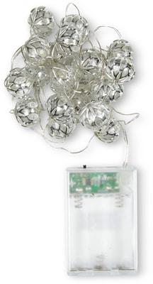 Cucina & Tavola Tisch-Lichterkette 180cm