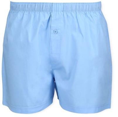 Herren Boxershorts h'blau