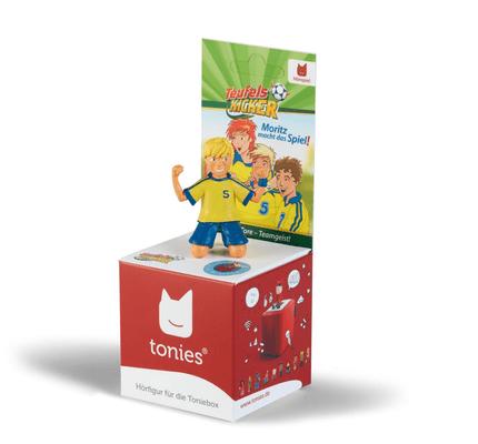 Tonie-Figure / Teufelskicker (D) Hörbuch