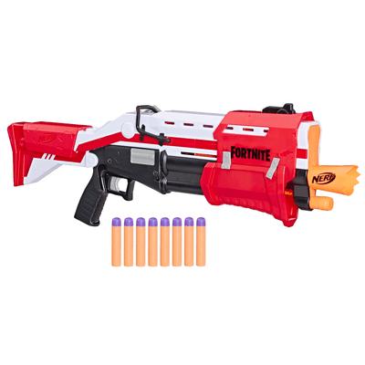 Nerf Fortnite TS-Blaster – Pump-Action Dart Blaster Armi giocattolo