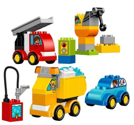 LEGO DUPLO I miei primi veicoli 10816