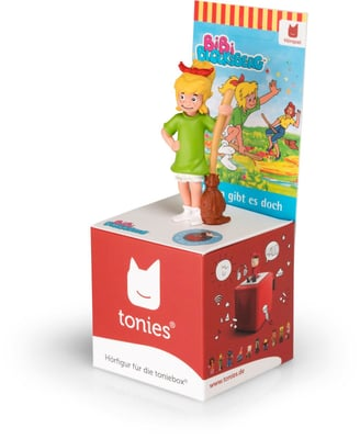 tonies® Bibi Blocksberg - Hexen gibt es doch (DE) Hörspiel