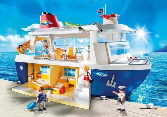 Playmobil Family Fun Nave da crociera 6978