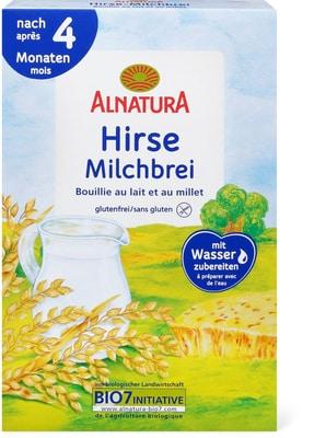 Alnatura Hirse Milchbrei