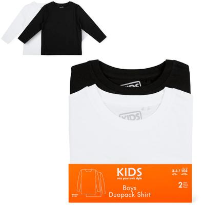 Kids Shirt pour garçon 2 pc