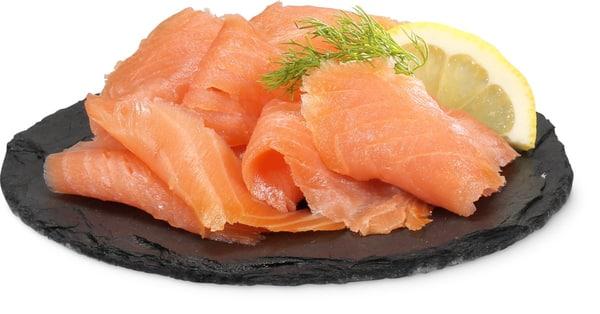 Bio Salmone affumicato