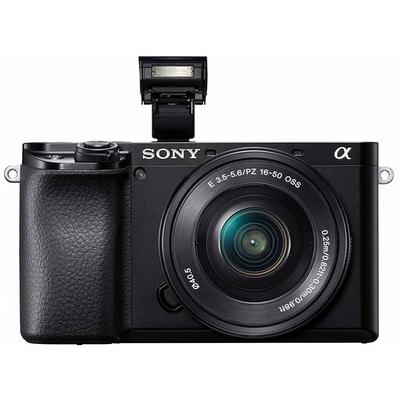 Sony Alpha 6100 Kit 16-50mm Kit apparecchio fotografico mirrorless