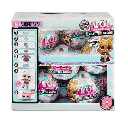 L.O.L. Surprise Glitter Globe Puppe