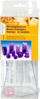 Exagon Stampo per candele p'cono