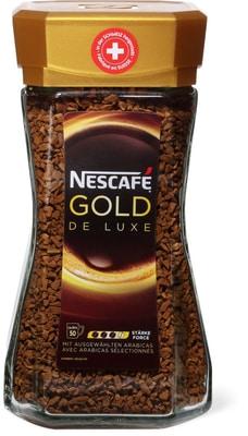 Nescafé Gold de Luxe vase 100g
