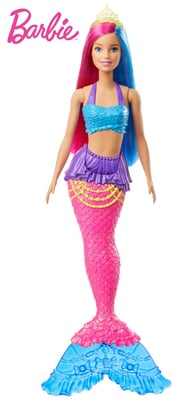 Barbie GJK08 Dreamtopia Sirene