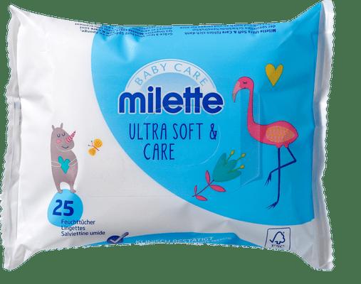 Milette Ultra Soft & Care viag.