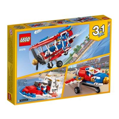 Lego Creator 31076 Biplano Acrobatico