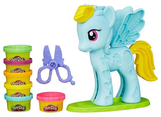 Play-Doh Rainbow Das Mähnenspass MLP