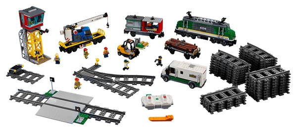 Lego City Treno merci 60198