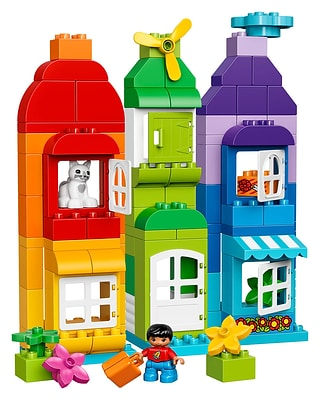 Lego Duplo Ensemble de 120 briques 10854
