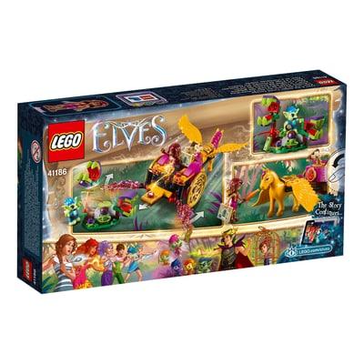 LEGO Elves L'évasion d'Azari de la forêt des gobeli 41186