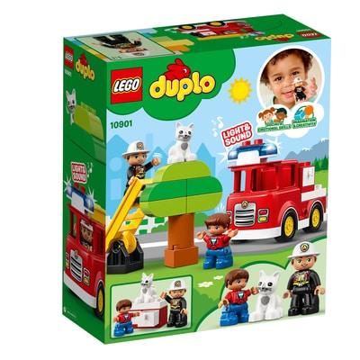 LEGO Duplo 10901 Le camion de pom