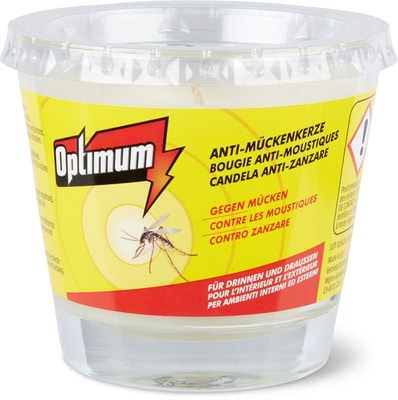 Optimum anti candela zanzare