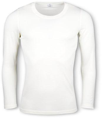 MAGLIETTA UOMO bianco lana