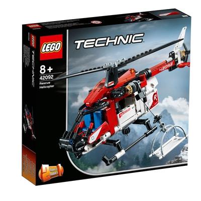 LEGO Technic 42092 L'hélicoptère de