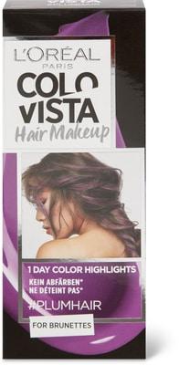 L'Oréal Colovista Make-up #plum