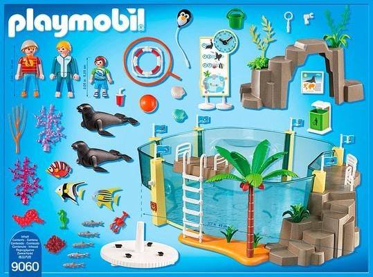 Playmobil Family Fun Aquarium marin 9060
