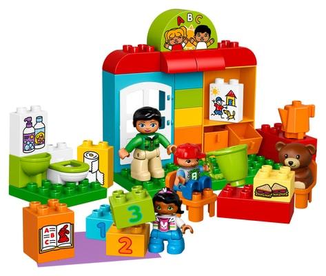 LEGO DUPLO L'asilo 10833