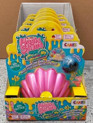Craze Magic Slime Ocean Treasure DIY Pongo