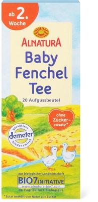 Alnatura Infusion de fenouil pour bébé