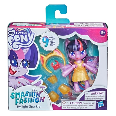 My Little Pony Smashin Fashion Figure giocattolo