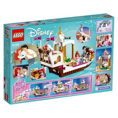 Lego Disney 41153 La Barca Fest Di Ariel