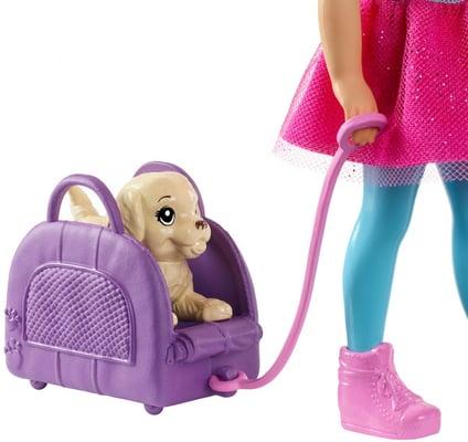 Barbie FWV20 Travel Chelsea