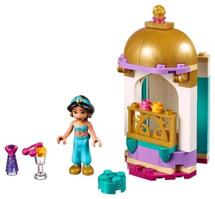 LEGO Disney 41158 La tour de Jasmi