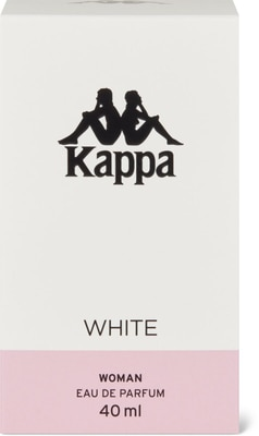 Kappa Women White EdP