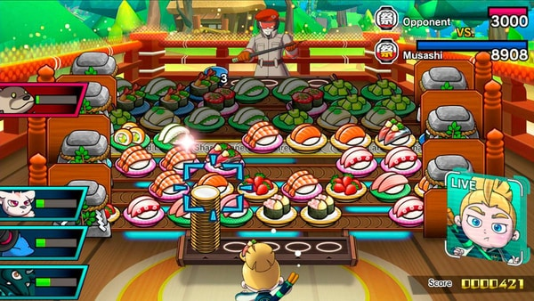 3DS - Sushi Striker: The Way of Sushido (D) Box