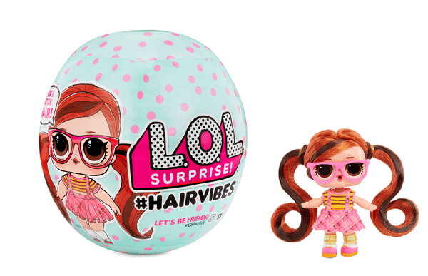 L.O.L Surprise Hair 1 Surprise Bag