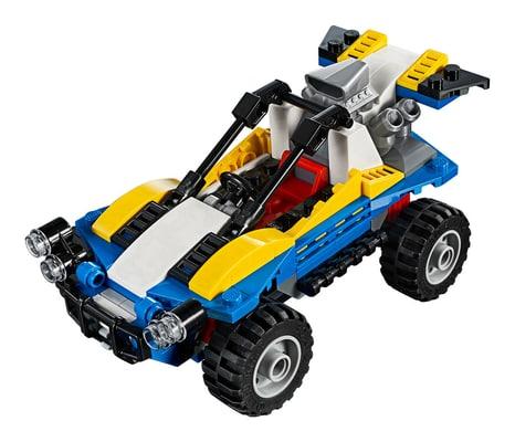 LEGO Creator 31087 Le buggy des dun
