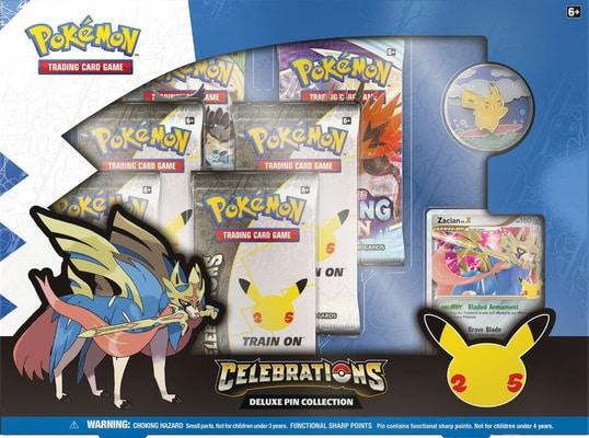 Pokémon Pin Box 25th Anniversary
