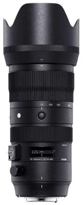 Sigma 70-200mm F2.8 DG OS HSM Sports (Nikon) Obiettivo