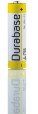 Durabase AA / LR6 (12Stk.) Batterie