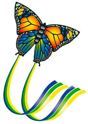 Kite Butterfly Outdoor-Spielzeug