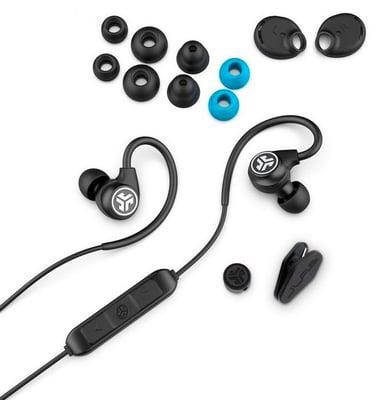 Jlab Fit Sport Wireless Fitness Earbuds - Black In-Ear Kopfhörer