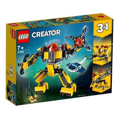 LEGO Creator 31090 Le robot sous-ma