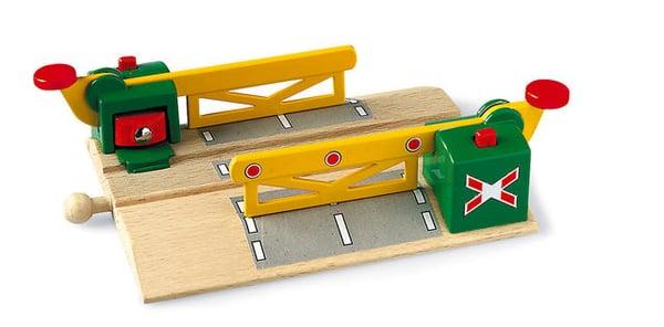 Brio Magnetische Kreuzung (FSC®) Bahn