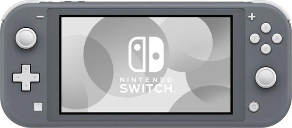 Nintendo Switch Lite gris Console