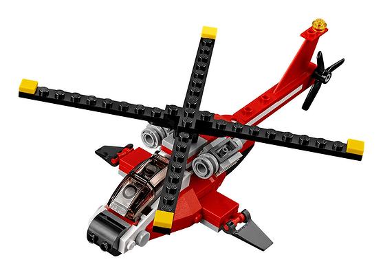 LEGO Creator Helikopter 31057