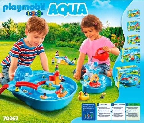 PLAYMOBIL 70267 Parc Aquatique