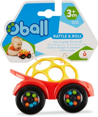 Oball Auto Rattle & Roll